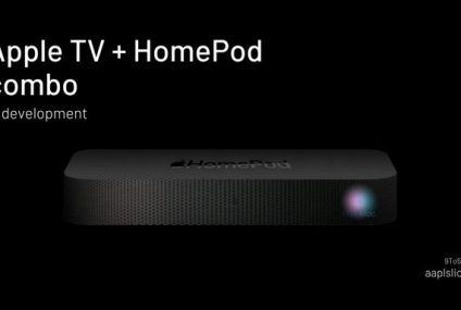 Apple To Integrate Apple TV With HomePod