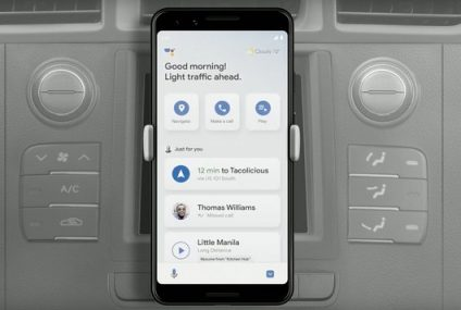 Google Assistant Driving Mode Now Available In More Countries