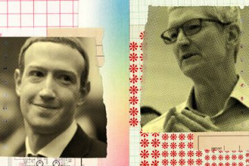 """Mark Zuckerberg And Tim Cook's Growing Feud: """"They're Playing Chicken"""""""