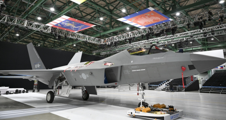 KF-X Aircraft's Feature: South Korea's First Fighter Jet Can Go Mach 2!