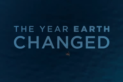 """From the Planet's Point of View: A Review of """"The Year Earth Changed"""""""