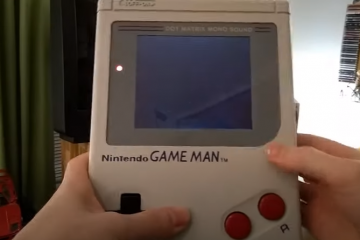 Game Boy Turns Into Game Man! Here's Its First Look