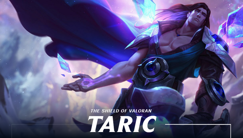 League of Legends Update: Taric's New Changes and Best Champs With