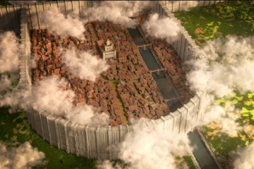 Attack on Titan and Minecraft Crossover: Best Custom Maps to See