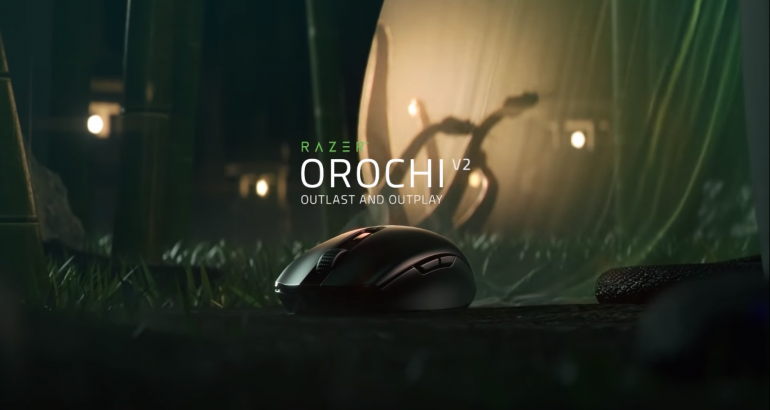 Razer Orochi V2: Ultralight Gaming Mouse With Remarkable Battery Life