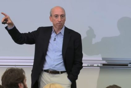 New SEC Head Confirms to be a Crypto Professor in MIT!