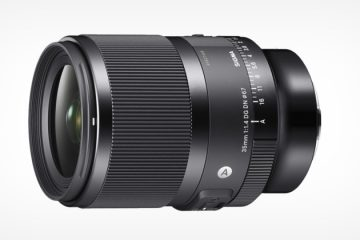 Sigma 35mm F1.4 DG DN Art Lens: Entirely Reconstructed For Mirrorless Cameras