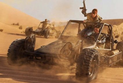 Warzone Reportedly Claims New Vehicles Are On The Way