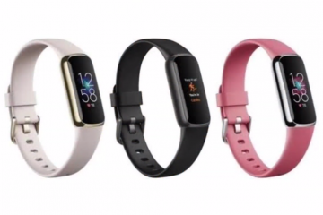 Fitbit Luxe: The Fashionable Fitness Tracker is now available for order