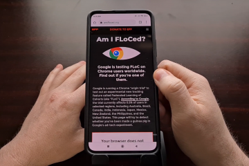 How to get away from Google's new web tracking technology FLoC.