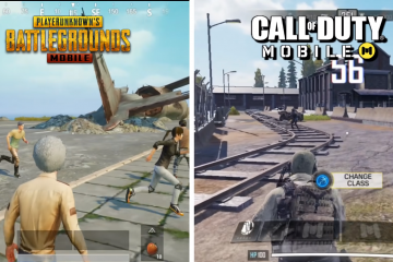 Which is more suitable for low-end mobile devices: PUBG or COD Mobiles.