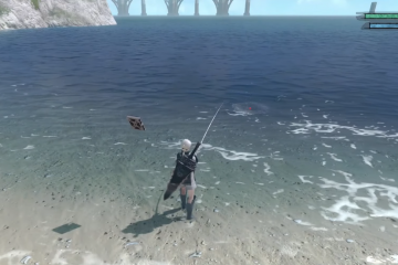 How To Catch Fish? – A Fishing Guide for NieR Replicant