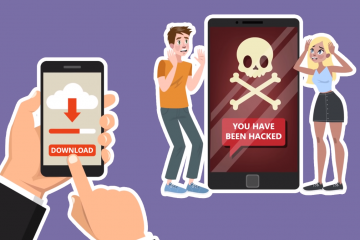 Protect your phone from dangerous apps. Here's what you can do.