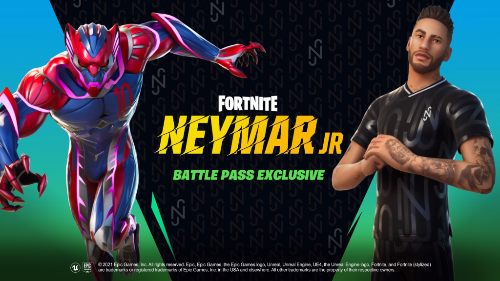 image from Fortnite YouTube