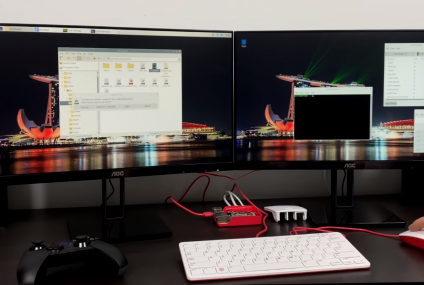 Raspberry Pi can be a good alternative for desktop computers.