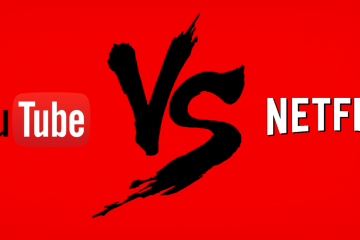 The growth revenues of YouTube are becoming comparable with Netflix.