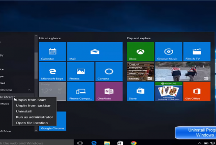 Here are some ways to remove unwanted apps and programs from Windows 10 PC