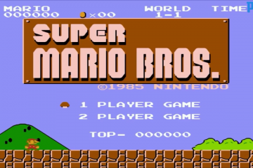 An Unopened Super Mario Game Gets Sold for $660,000