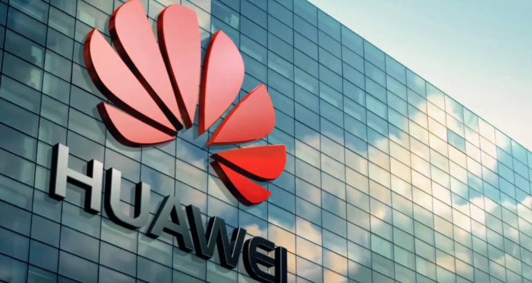 Huawei sustains its gain
