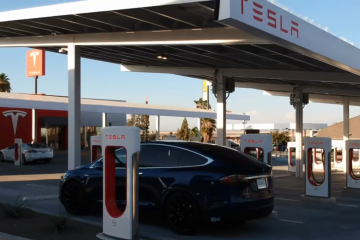 Harris Ranch: to be the largest Supercharger station in the world