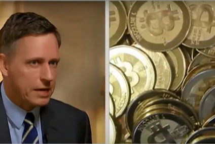 Peter Thiel warned that Bitcoin can be used by the Chinese to undermine the US economy