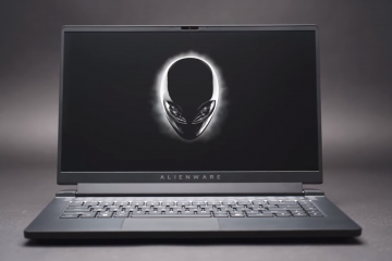 Alienware m15 gaming laptop: comes with Ryzen 5000 series processor with Nvidia RTX 30 series