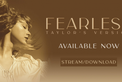 Swifties Can Now Stream Taylor Swift's latest album, 'Fearless Taylor's Version' On Multiple Platforms.