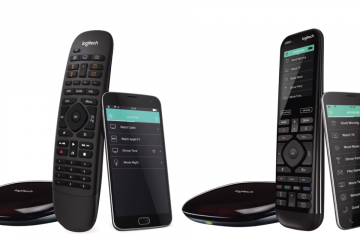 Logitech Officially Discontinues Its Logitech Harmony Remotes