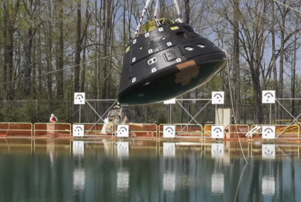 NASA: Testing the capacity of next-gen spacecraft, Orion