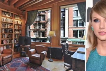 Man attempted to enter Taylor Swift's apartment in Tribeca