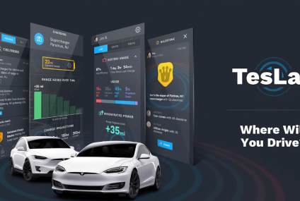 TesLab: App shows power source of Tesla to the driver