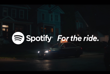 Spotify Reveals New Entertainment System For Cars