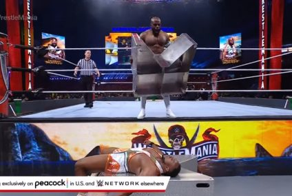 WWE WrestleMania 37 Outcome: Dabba-Kato and Other Highlights