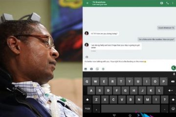 Paralyzed Man Texts At A Breaking Record Using Only His Thoughts