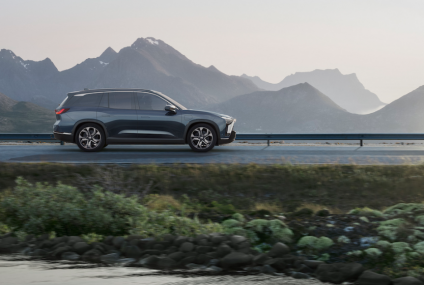 NIO to Step Outside China for the First Time! ES8 SUV to Arrive in Europe