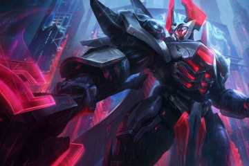 League of Legends Patch 11.11 Update: Master Yi, Senna, and Nautilus Changes