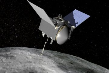 NASA's OSIRIS-REx Heads Back Home From Bennu