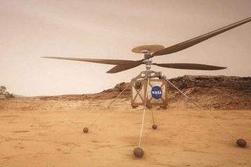 NASA Ingenuity Aced Its Fourth Flight, Now Has A New Mission