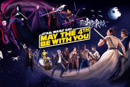 May The 4th Be With You With These Star Wars Day Deals!