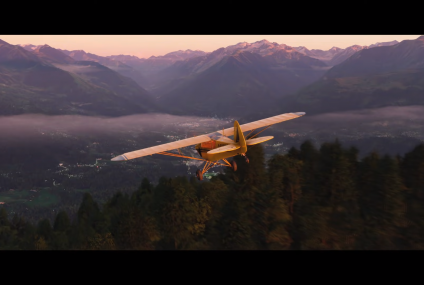 Update On Microsoft Flight Simulator Reduces Download Size By A Half