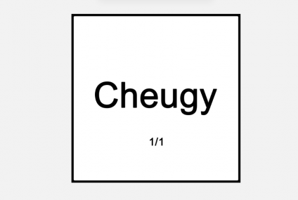 What is 'Cheugy'? The new NFT starts bid for 0.1 Ethereum