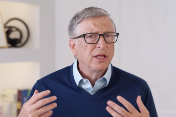 Bill Gates may have been a 'playboy', way before the divorce