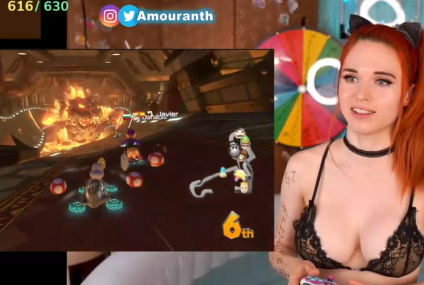 Twitch 'hot-tub gamer' gets banned from ads