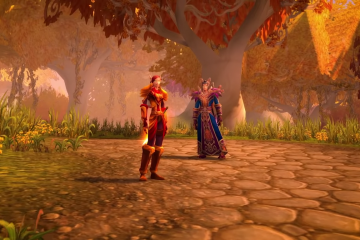 WoW's Burning Crusade Pre-Patch is Out Now