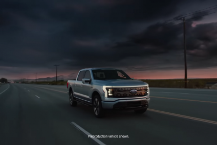 Ford Unveils Electric F-150 Lightning For Under $40,000