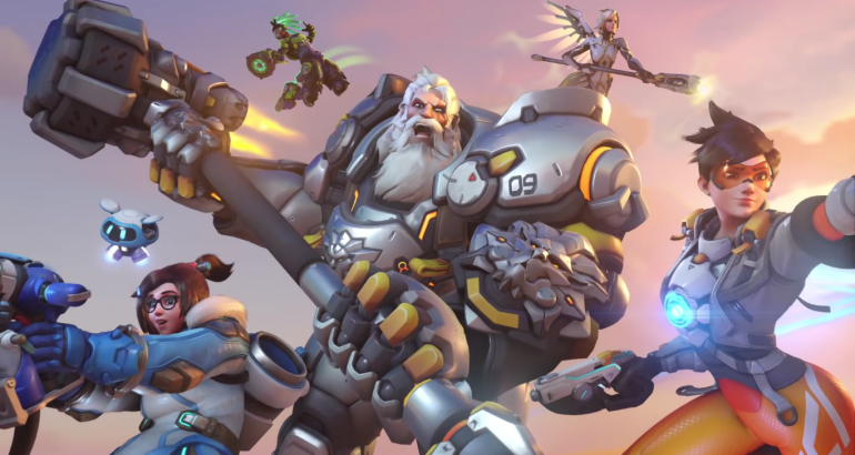 Image from PlayOverwatch YouTube