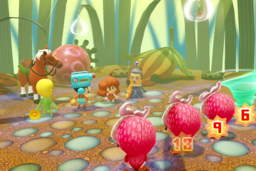 Nintendo Switch Guide: How To Get Rich Fast in Miitopia?