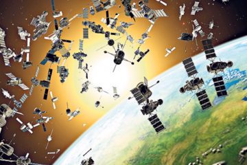 Competitors asserts against the satellite usage of SpaceX's Broadband Project.