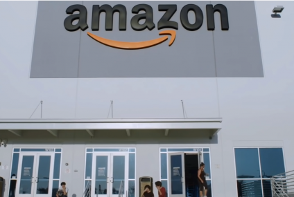 The earnings of Amazon have tripled while small businesses struggle to survive.