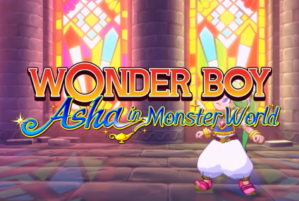 "PS4 and Nintendo Switch to Release ""Wonder Boy: Asha in Monster World"" This May"